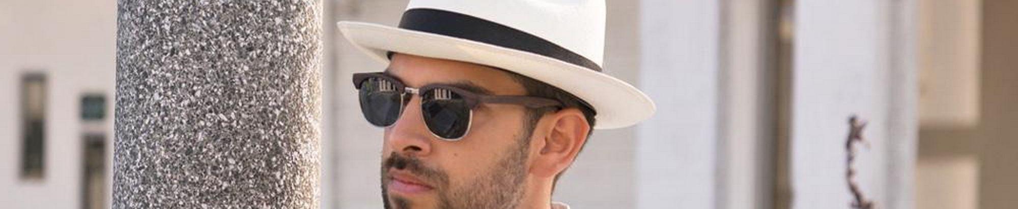 i Panama Hatte hos The Prince Webshop