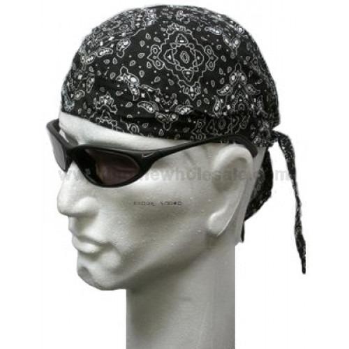 Sort Paisley Headwrap Bandana