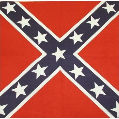 Bandana Rebel Flag Bandanna