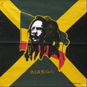 Bandanna Bob Marley