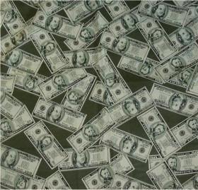 Bandana Dollar Sedler